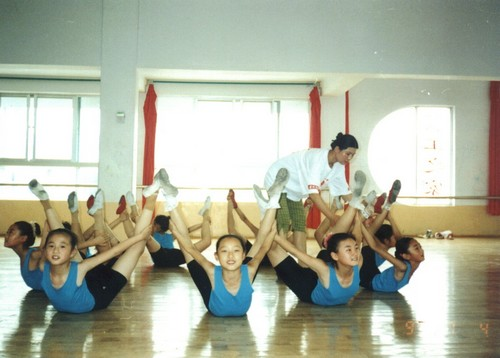 泰安少儿舞蹈,泰安民族舞