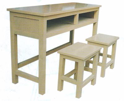 名称 木制课桌