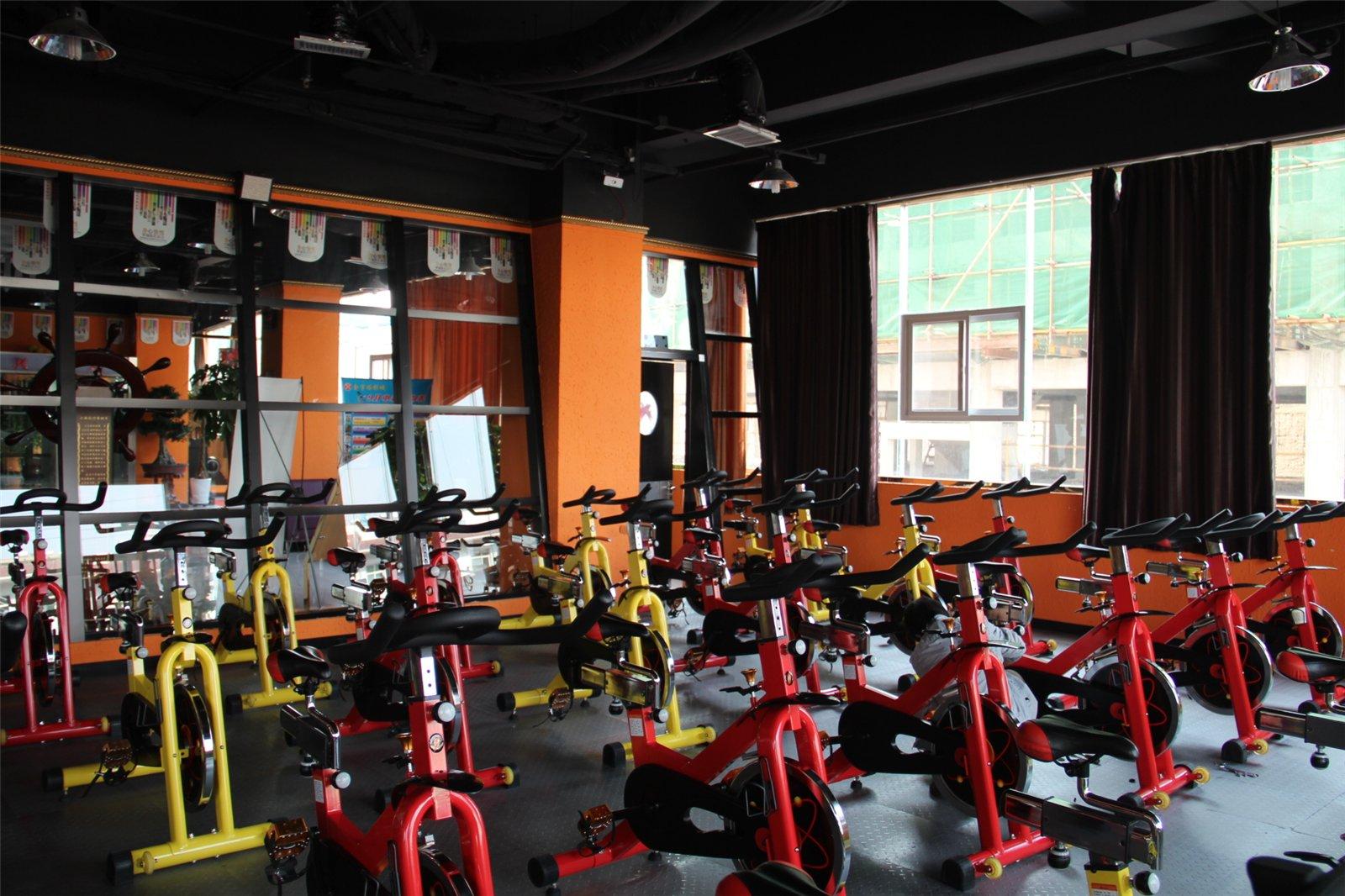 绥德奥体国际健身会所