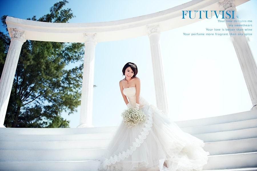 贵定薇薇新娘连锁婚纱影楼图片