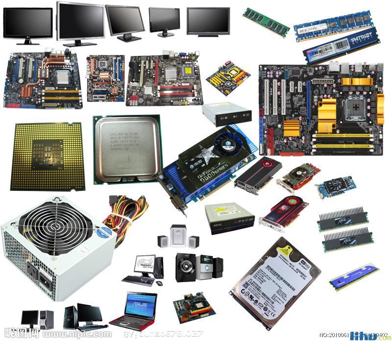 计算机的组装过程